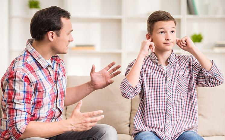 Avoir de l'autorité sur ses enfants sans être autoritaire, un vrai défi pour les parents
