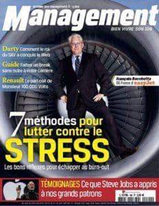 Osez les nouvelles thérapies (Interview de B. Lubszynski dans le magazine Management)