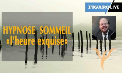 Séances d'hypnose en partenariat avec le Figaro